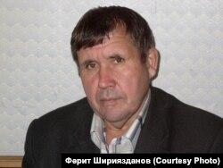 Фәрит Шириязданов