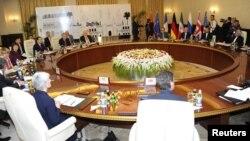 مذاکرات هسته ای ایران در بغداد