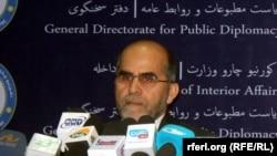 باز محمد احمدی، معین مبارزه با مواد مخدر وزارت داخله