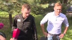 Oleg Navalnîi a fost eliberat din închisoare