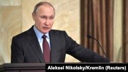 Vladimir Putin martın 5-də FTX-də müşavirə keçirib