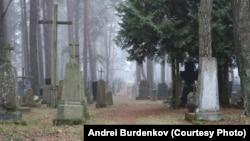 Хрысьціянскія могілкі ў Рубяжэвічах