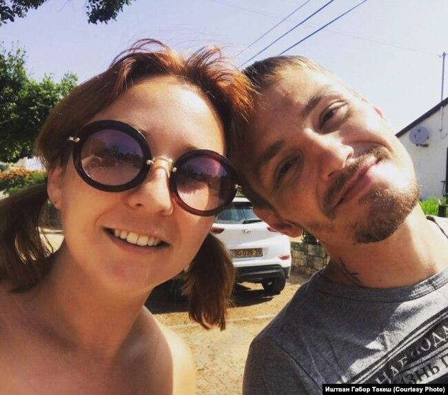 Алексей и его жена Мария