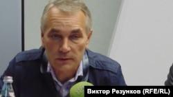 Депутат Законодательного собрания Петербурга Владислав Бакулин