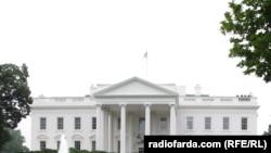کاخ سفید در واشینگتن