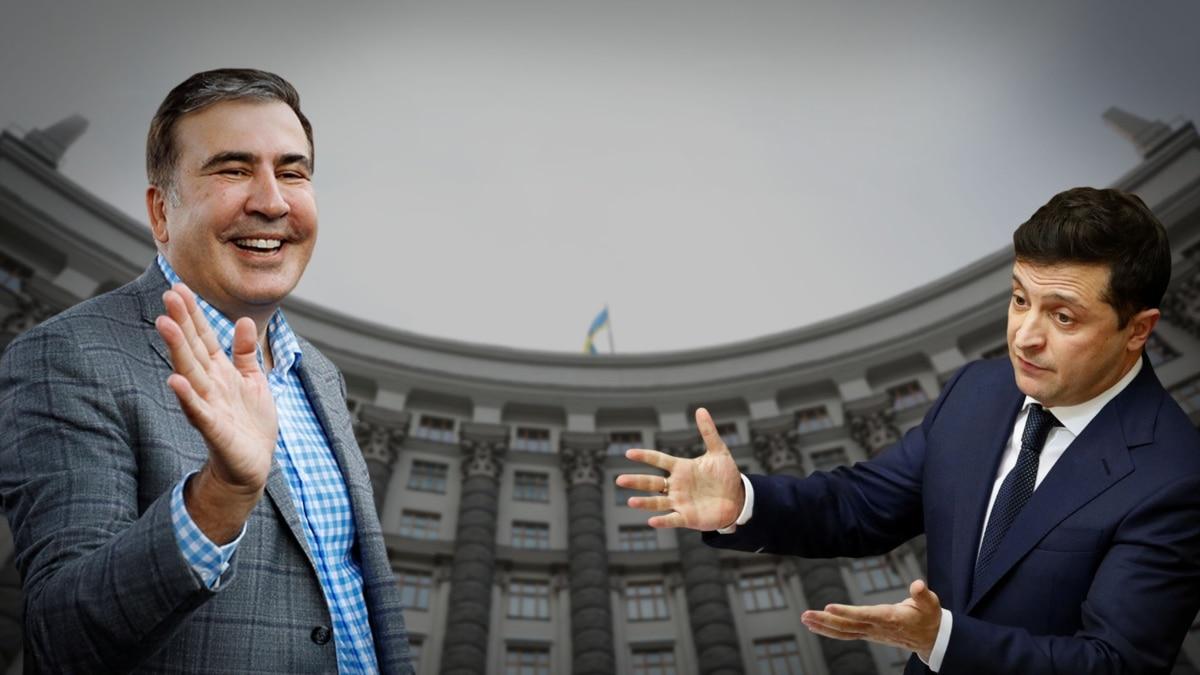 Саакашвили: таран, который может стать бумерангом