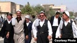 تركمان من سكان كركوك (من الارشيف)