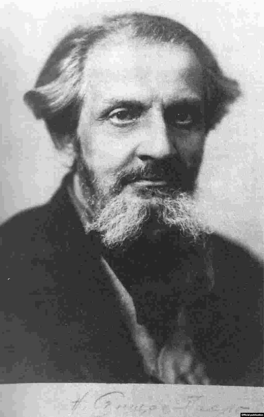 Fotografie a lui Iakov Kagan-Șabșai, cca 1930.
