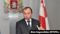 Кбилашвили спешку объяснил необходимостью скорейшего восстановления справедливости