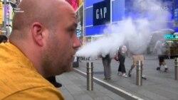 Шоста смерть від куріння «вейпа» за два тижні зафіксована в США – відео