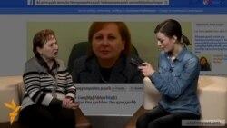 Ֆեյսբուքյան ասուլիս պոլիկլինիկաների բուժօգնության բաժնի պետ Ռուզաննա Յուզբաշյանի հետ