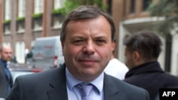 Британский бизнесмен Аррон Бэнкс.
