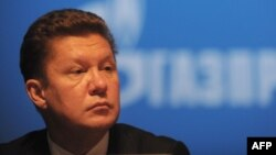 Gazprom CEO Aleksei Miller said Ukraine must pay back $11.4 billion the country saved as part of a discount agreement that Moscow recently scrapped.