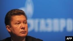 """Глава российского концерна """"Газпром"""" Алексей Миллер"""