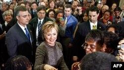 АКШнын Мамкатчысы Хиллари Клинтон, 22-январь, 2009-ж.