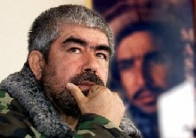 Afghanistan - Dostum, Abdul Rashid x