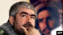 Former government minister accused by some of war crimes, Abdul Rashid Dostum remains a leading power broker.