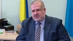 «Bu adım em Ukraina, em onıñ kelecegi içün kerek» – Refat Çubarov qırımtatar halqınıñ muhtariyeti aqqında (video)
