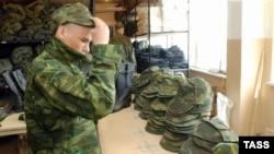 В армии единобразны и мысли, и чувства