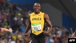 Jusein Bolt, Rio, 2016.