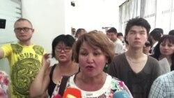Астанадағы үлескерлер талабы