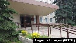 Городской суд Пскова