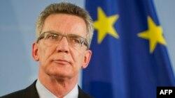 Ministri i Brendshëm i Gjermanisë Thomas de Maiziere