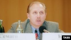 Владимир Семаго в Государственной Думе, 1995 год