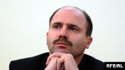 Moldovan Economy Minister Valeriu Lazar