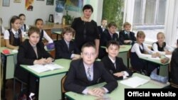 """""""Мәгариф"""" журналының 2013 ел ноябрь саны тышлыгы"""