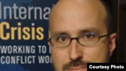 Andrew Stroehlein of the International Crisis Group