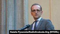 German daşary işler ministri Heiko Maas
