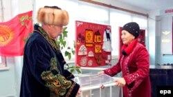 Кыргызстанда президенттик шайлоо 30-октябрда өтөт.