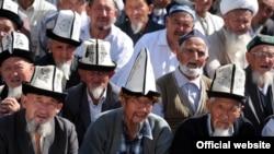 Аксакалы. Кыргызстан. Иллюстративное фото.
