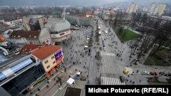 Banjaluka, Trg Krajine