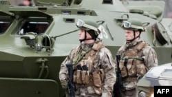 Військові Національної гвардії України