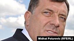 Republika Srpska Prime Minister Milorad Dodik wants to end international supervision of Bosnia