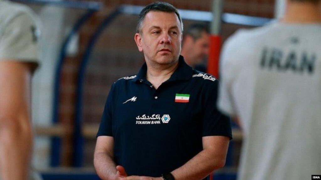 جدایی سرمربی تیم ملی والیبال ایران در پی به تعویق افتادن المپیک