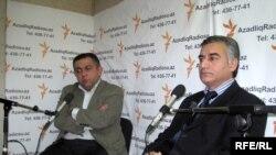 Ərəstun Oruclu və Mais Güləliyev