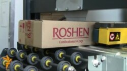 A Look Inside Ukraine's Roshen Chocolate Factory