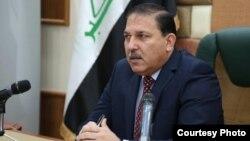 محافظ ديالى عامر المجمعي