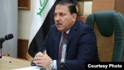 محافظ ديالى المُقال عامر المجمعي