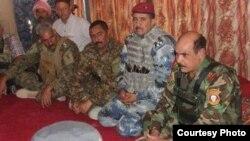 قائد شرطة الانبار اللواء الركن كاظم الفهداوي
