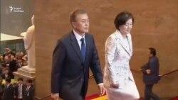 Новый президент Южной Кореи