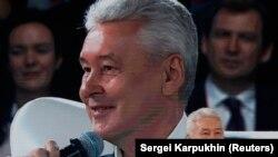 Sergej Sobjanjin, gradonačelnik Moskve