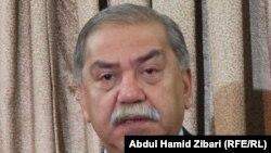 رئيس حزب الأمة مثال الآلوسي متحدثاً في أربيل