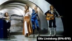 Группа ABBA (архивное фото)