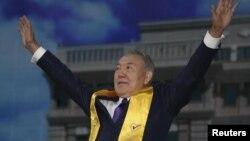 Экс-президент Казахстана Нурсултан Назарбаев.