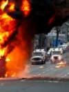 BRITAIN-NIRELAND/PROTESTS