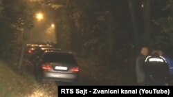 Policija u beogradskom naselju Jajinci